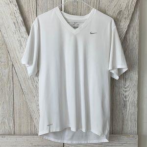 Nike V-Neck Dri Fit Shirt
